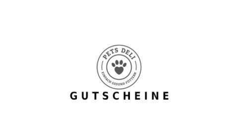 petsdeli Gutschein Logo Seite