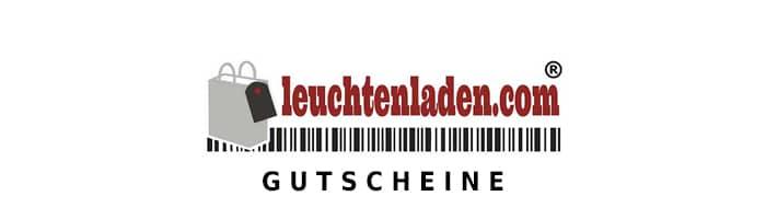 leuchtenladen.com Gutscheine Gutschein Logo Oben