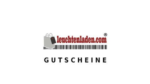 leuchtenladen.com Gutscheine Gutschein Logo Seite