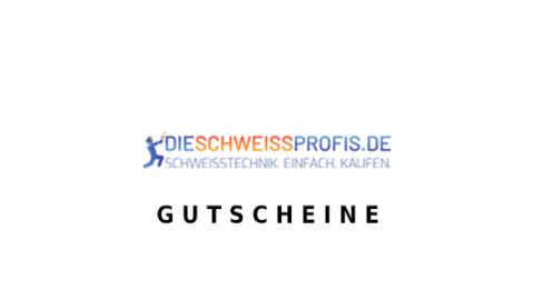 dieschweissprofis.de Gutschein Logo Seite