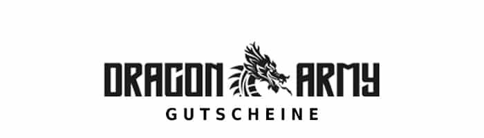 dragonarmy.shop Gutschein Logo Oben