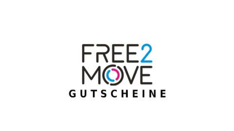 free2move Gutschein Logo Seite