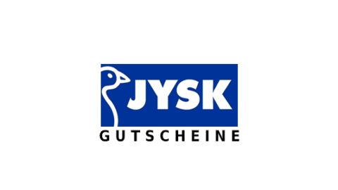 jysk Gutschein Logo Seite