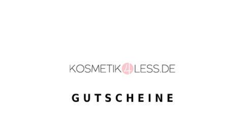 kosmetik4less.de Gutschein Logo Seite