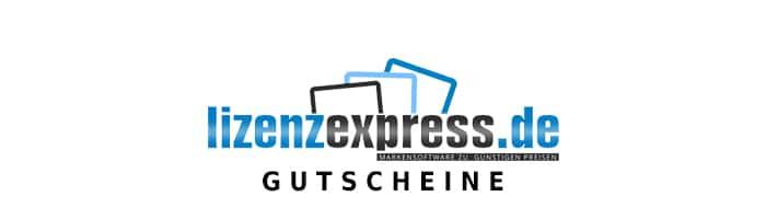 lizenzexpress.de Gutschein Logo Oben