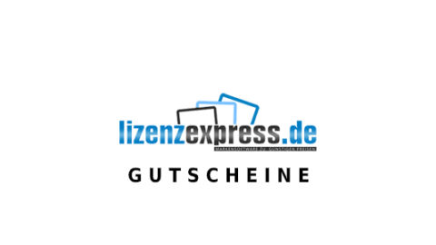 lizenzexpress.de Gutschein Logo Seite