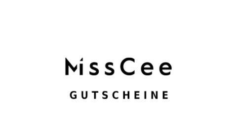 miss-cee.shop Gutschein Logo Seite