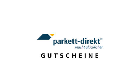 parkett-direkt Gutschein Logo Seite
