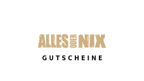 allesodernix-shop Gutschein Logo Seite