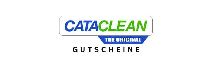cataclean Gutschein Logo Oben