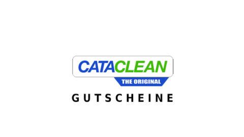 cataclean Gutschein Logo Seite