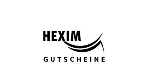 hexim Gutschein Logo Seite