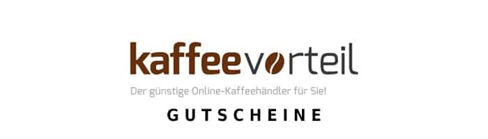 kaffeevorteil Gutschein Logo Oben