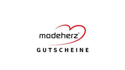 modeherz Gutschein Logo Seite