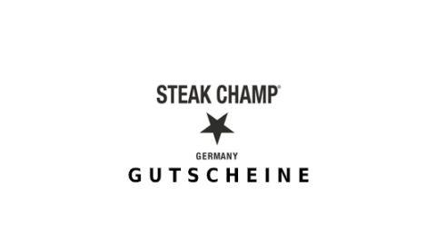 steakchamp Gutschein Logo Seite